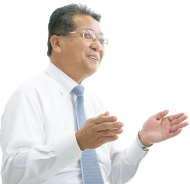 茨城県議会議員 とつか潔のごあいさつ